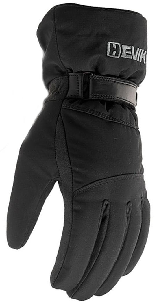 Winter Gloves Long Black Hevik Lobo
