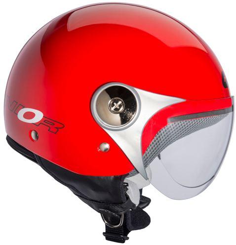 Casco jet bambino Givi Junior 2 Rosso