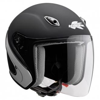 Jet Helmet Fiber Glass Kappa KV16