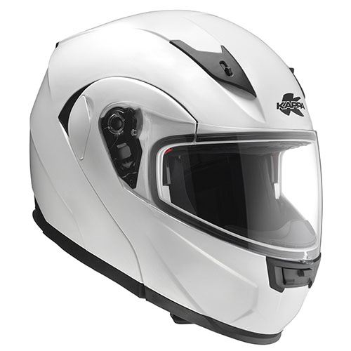 Kappa KV25 Nevada flip off helmet White