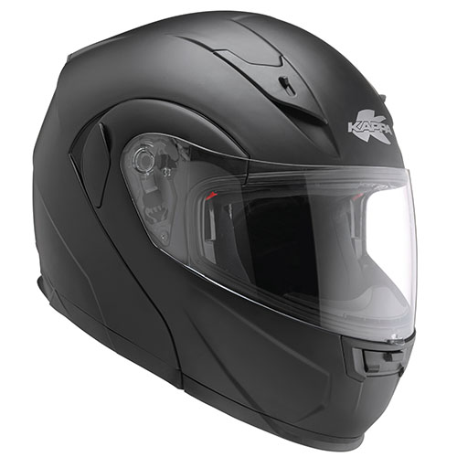 Kappa KV25 Nevada flip off helmet matt Black
