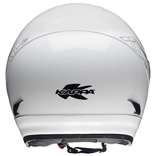 Kappa KV3 Urban Experience jet helmet White
