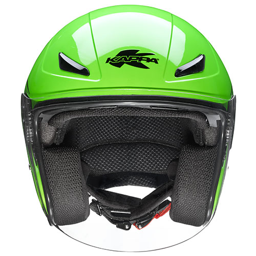 Kappa KV3 Urban Experience jet helmet Green