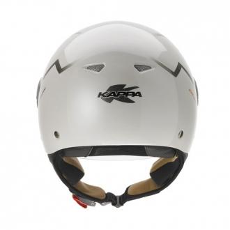 Kappa Demijet helmet KV6 full white