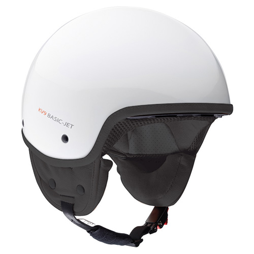 Kappa Demijet helmet gloss white kv9