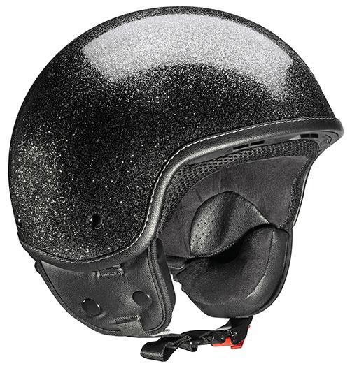 Kappa KV9 Varadero jet helmet Black