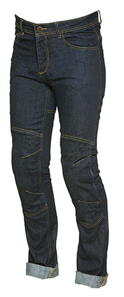 Jeans Dark Blue bike woman Hevik Genoa