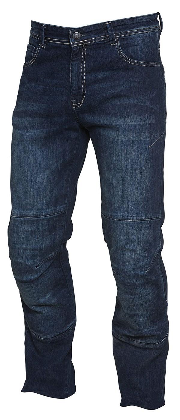 Jeans moto Hevik Street Blu