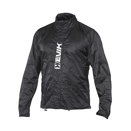 Hevik Ultralight rainproof jacket Black