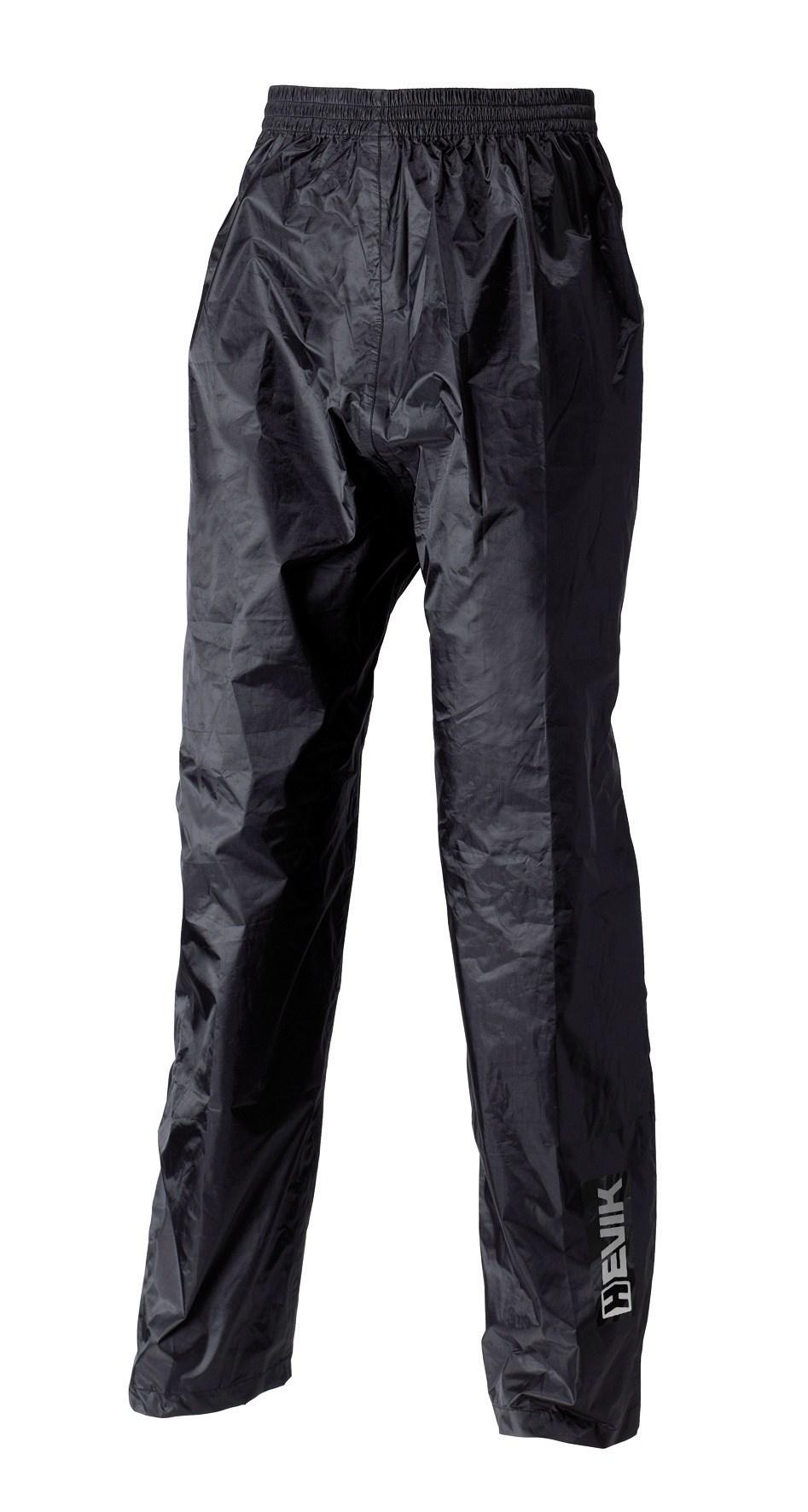 Hevik Dry Rain Pants Light Black Rain