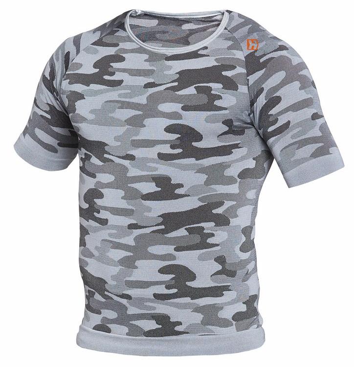 Base layer short sleeves Hevik Camo
