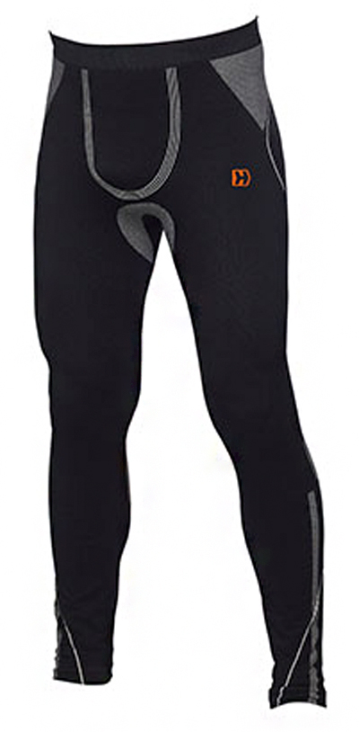 Black trousers underwear Hevik