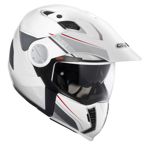 Casco modulare Givi X.01 Tourer Bianco