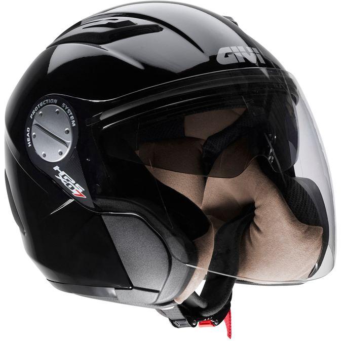 Jet Helmet Givi X.07 Comfort-J Black