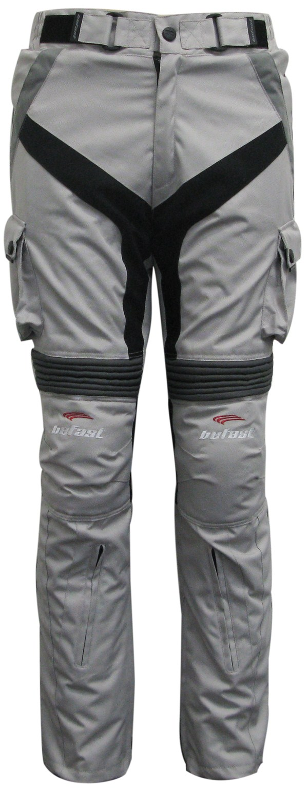 Pantaloni moto Four Climath Befast 4 stagioni Grigio Antracite