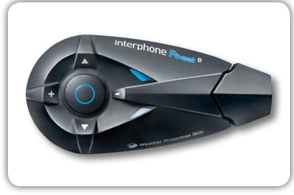 Interfono Bluetooth Cellular Line FBEAT