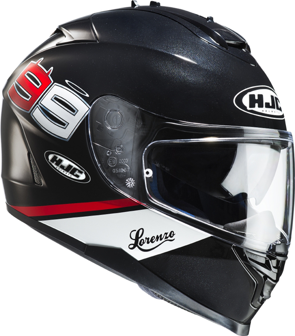 Casco integrale HJC IS17 Lorenzo 99 MC5
