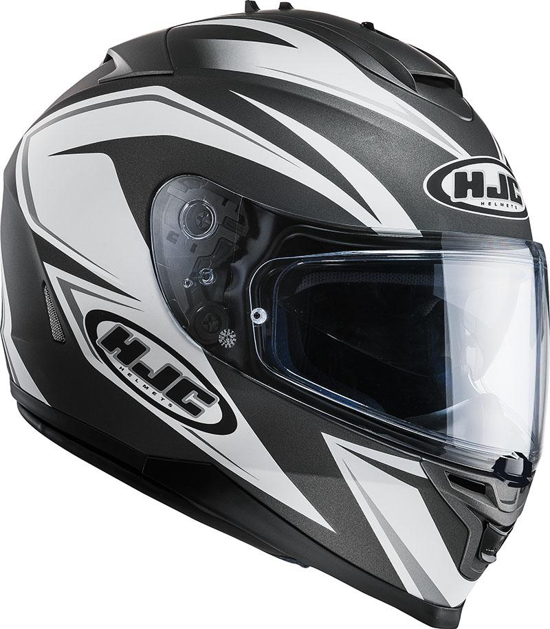Full face helmet HJC IS17 Osiris MC5F
