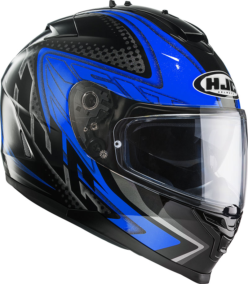 Full face helmet HJC IS17 Tasman MC2