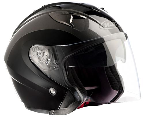 HJC IS33 Trafic MC5 jet helmet