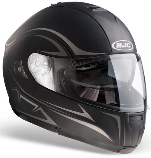HJC ISMAX BT Multi MC5F flip off helmet