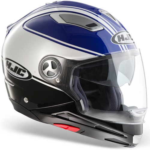 HJC ISMULTI flip off helmet all in one Tociti MC2