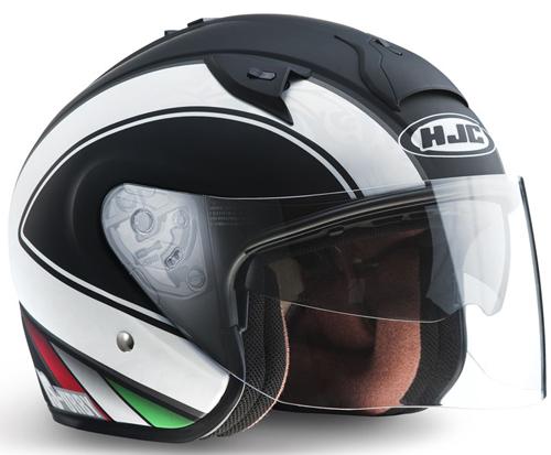 HJC ISURBY Inga MC5F jet helmet