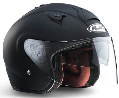 HJC ISURBY jet helmet Matt Black