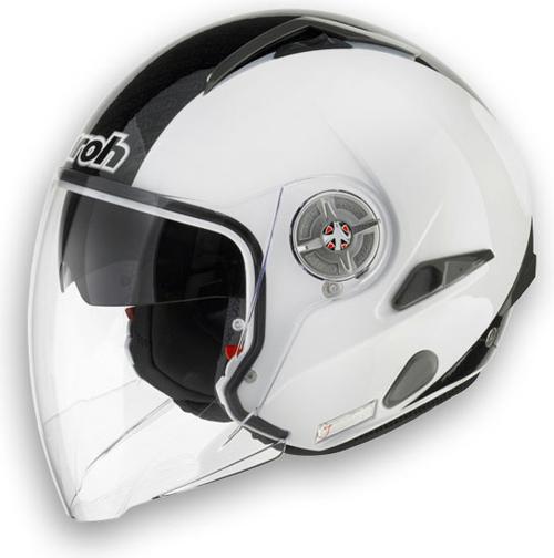 AIROH J-105 Bicolor Modular Helmet - Col. White