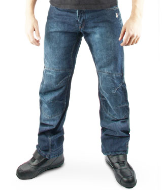 Jeans 4 stagioni Oj Marte denim washed