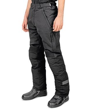 Pantaloni moto OJ Explorer neri
