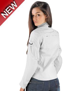 Oj Life lady waterproof jacket ice