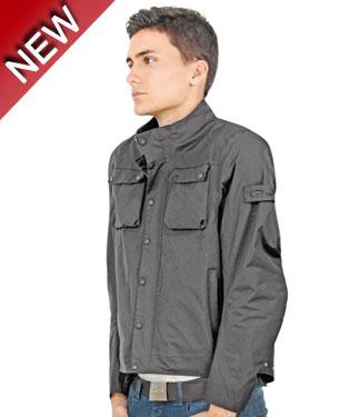 Oj Lifee waterproof jacket black