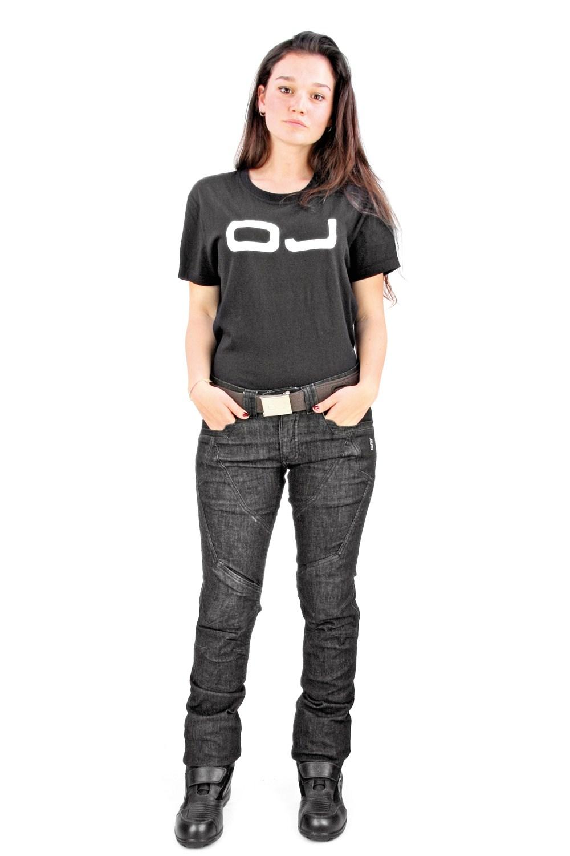 OJ Muscle Lady jeans black