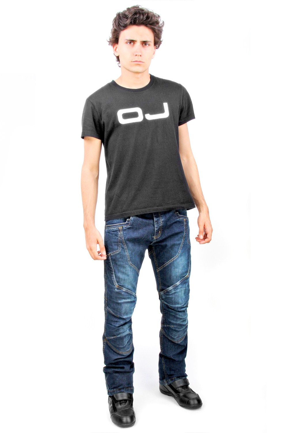OJ Muscle Man jeans blue