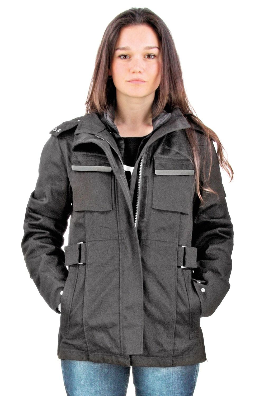 OJ Horizon lady jacket black