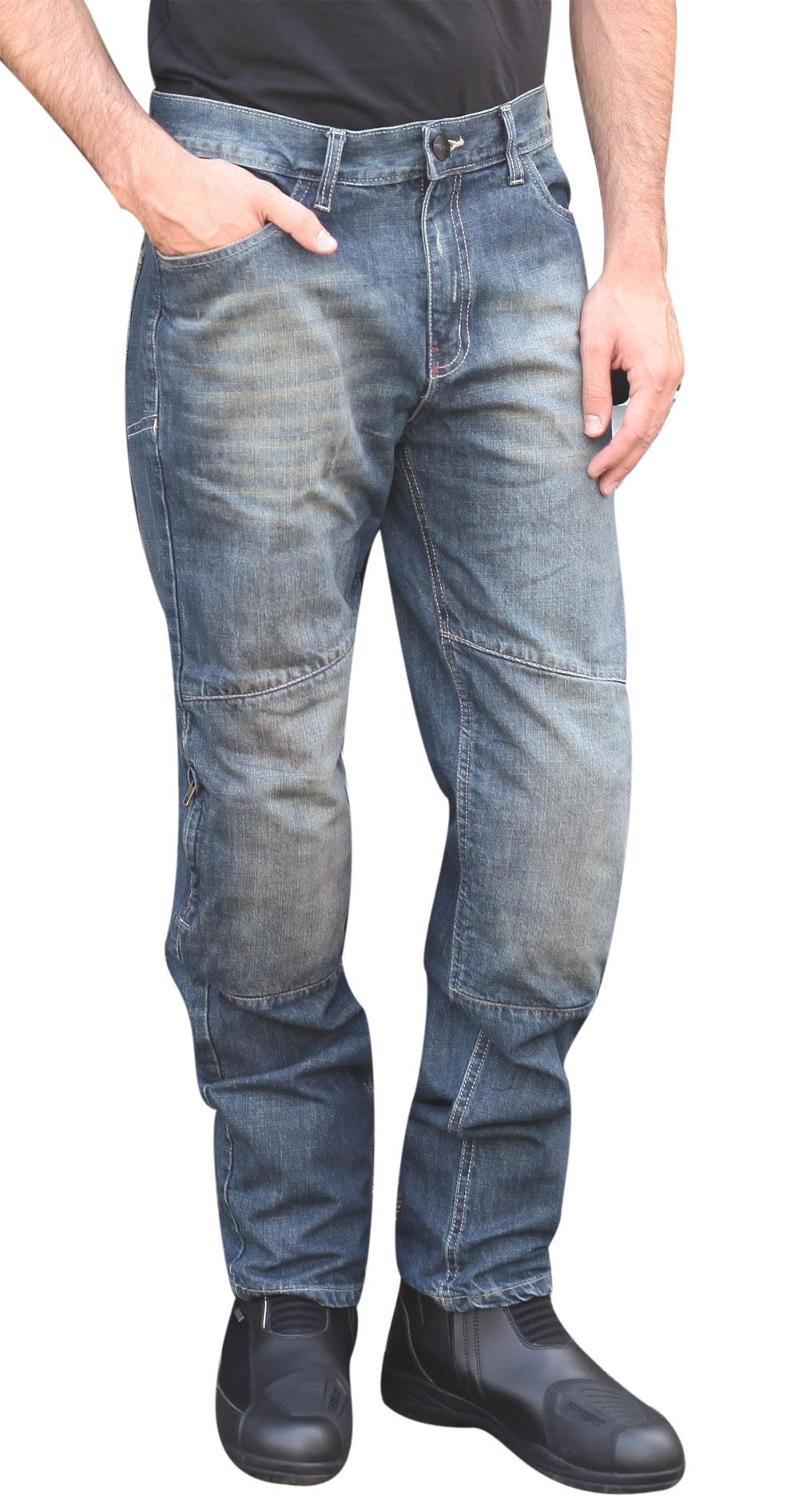 Jeans moto Befast Infinity con Kevlar e protezioni