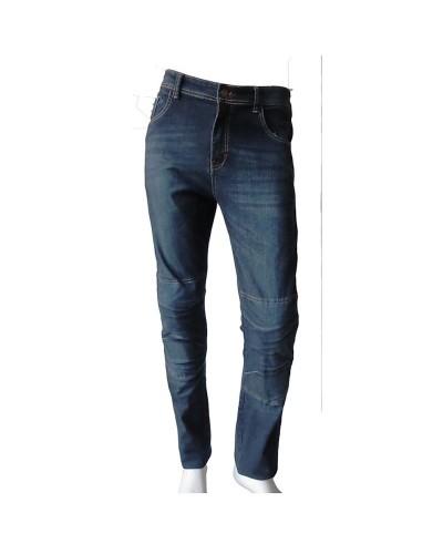 Jeans moto con Kevlar Giudici Street Denim Blue con protezioni