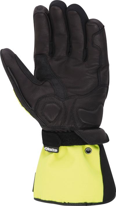 Guanti moto Alpinestars Jet Road Gore-Tex 2013 nero-giallo fluo