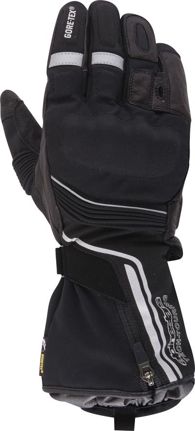 Alpinestars Jet Road Gore-Tex 2013 motorcycle gloves black
