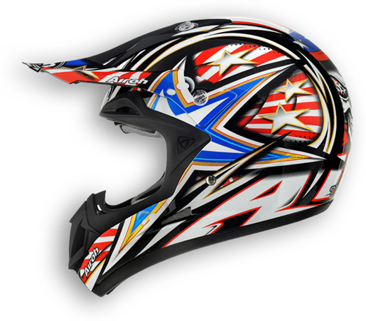 Casco moto off road Airoh Jumper I Want You