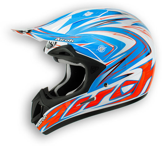 Casco moto off road Airoh Jumper Paff