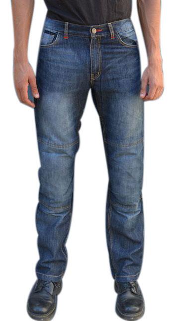 Jeans moto Befast Nettuno Denim con protezioni