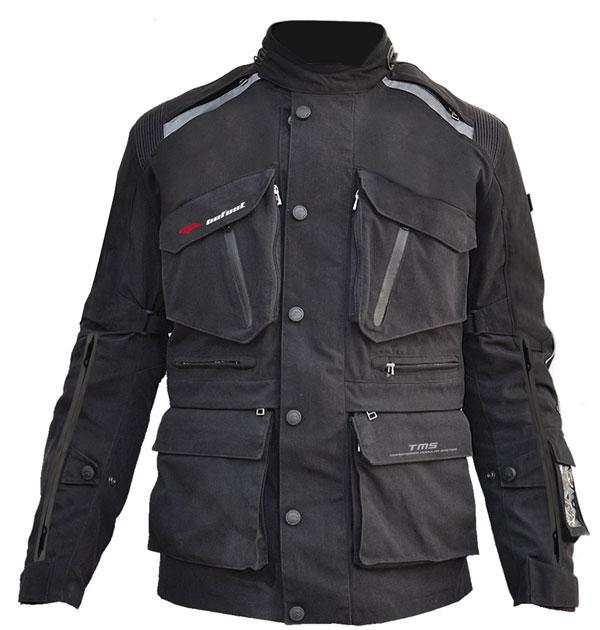 Befast Navigator motorcycle jacket for all seasons