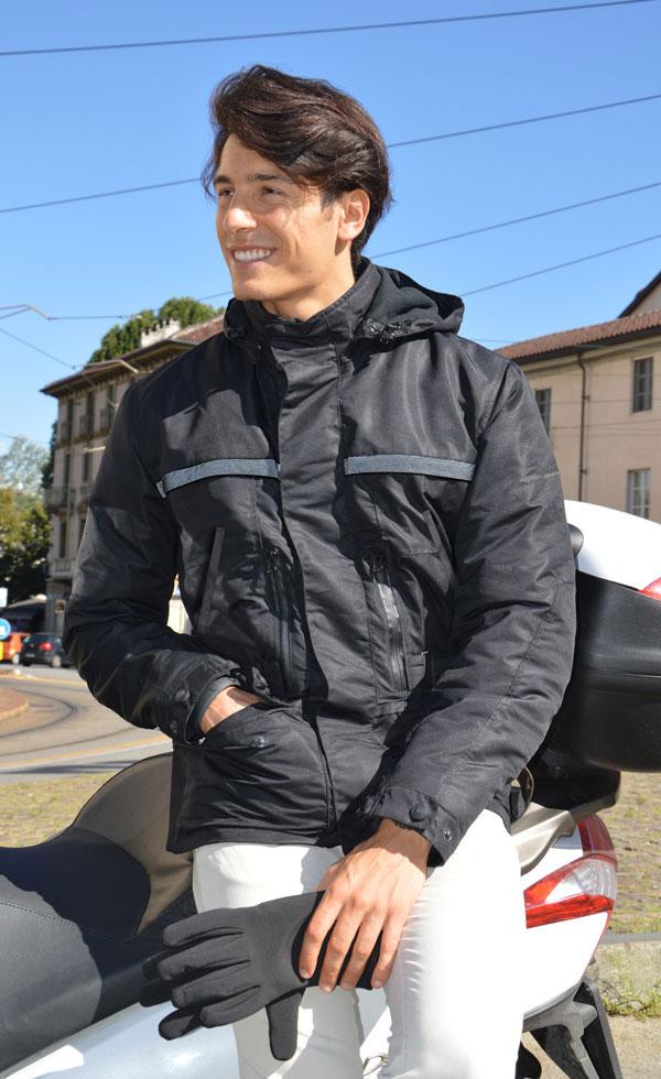 Giacca moto Befast Flash
