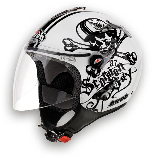 Airoh JT Scorpion Bay urban jet helmet