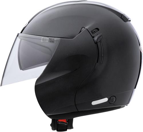 Casco moto Caberg Justissimo GT nero lucido