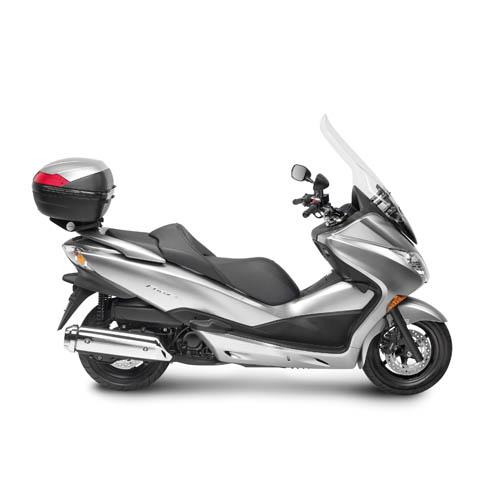 Piastra K226M per bauletto MONOLOCK per Honda Forza 250 X/EX