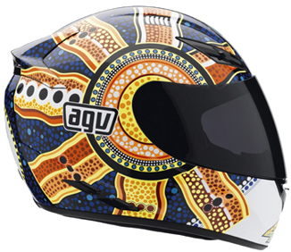 Casco moto Agv K-3 Top Dreamtime
