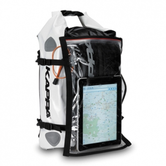Kappa TKW746 waterproof tank bag with magnets
